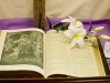 Bible gifted to the congregation